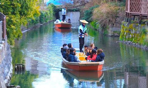 水郷柳川『こたつ舟運航』
