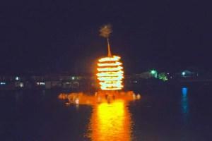 吉原の万灯籠