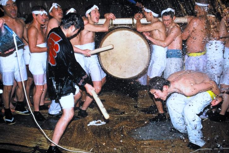 豊積神社『由比のお太鼓祭』(静岡市)