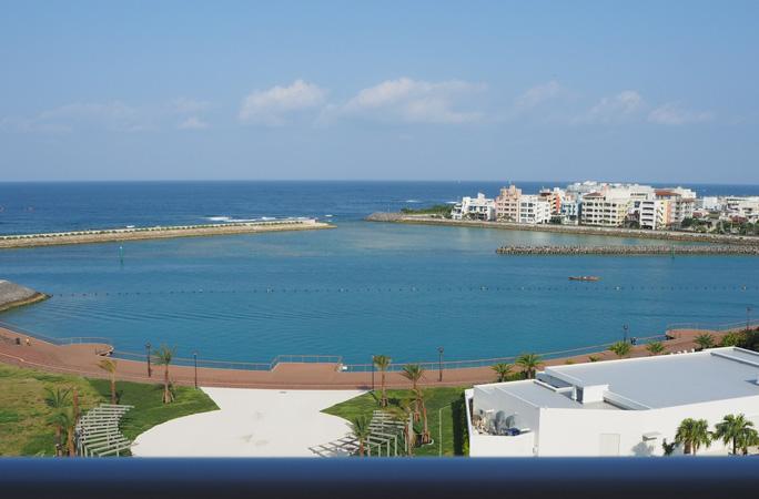 ヒルトン沖縄北谷リゾート宿泊記 スイートルームにアップグレード