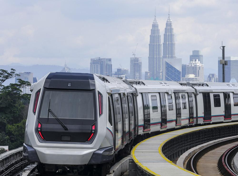 ブキッビンタンへは地下鉄MRTがおススメ★KLセントラル駅~Bukit Bintang