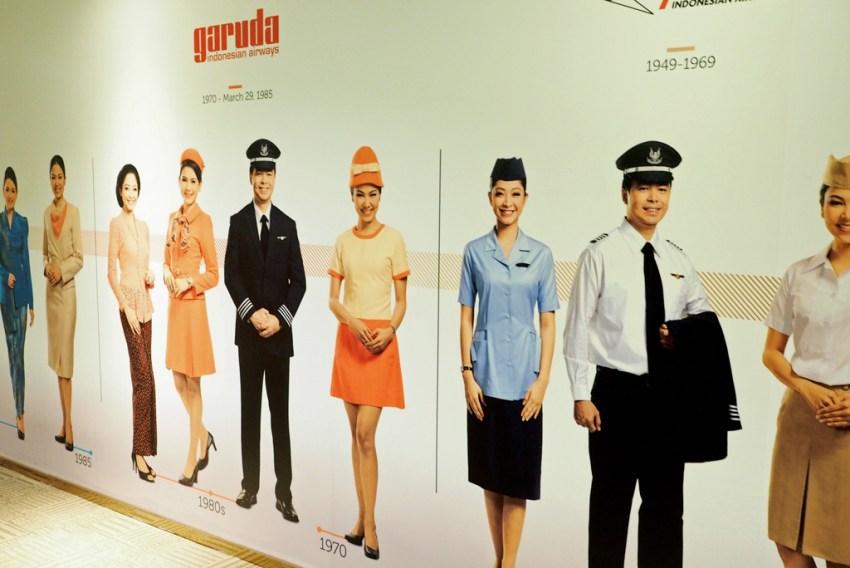 ジャカルタ空港ガルーダラウンジ