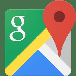 グーグルマップ(アイコン)