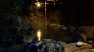 旅館壱の井露天風呂