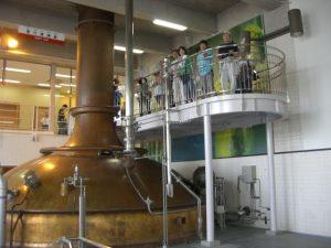 キリンビール 取手工場