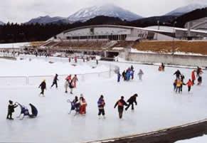 日光霧降スケートセンター
