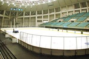 八幡屋公園 大阪プール アイススケート