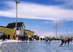 標津町 町営スケートリンク