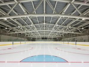 苫小牧市新ときわスケートセンター
