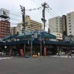 札幌二条市場で海鮮を食べよう!