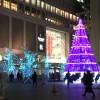 札幌駅を彩るホワイトイルミネーション「エキヒロイルミネーション2017」