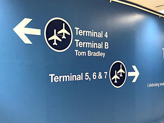 【ラウンジ】ロサンゼルス空港歩きまくって、プライオリティパスとデルタを比較