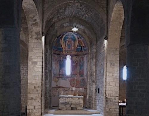 ロマネスクノサンタ・マリア教会