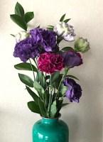 自宅でいけた花
