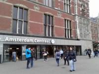 世界旅行 最後の都市・アムステルダムにて