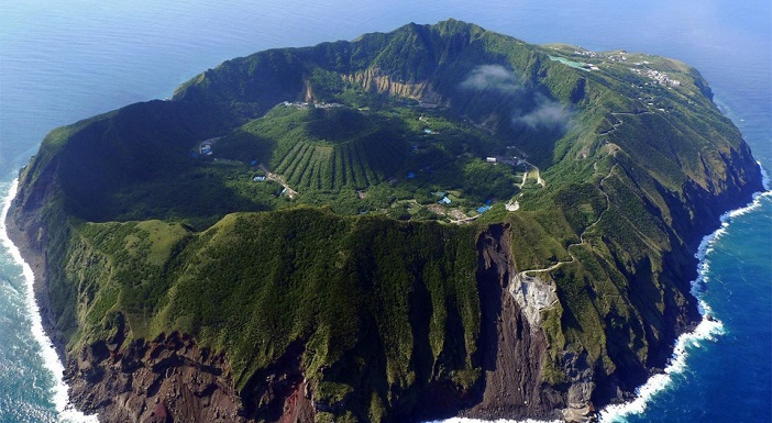 Is this Tokyo Unknow hidden Island in Tokyo Aogashima Island
