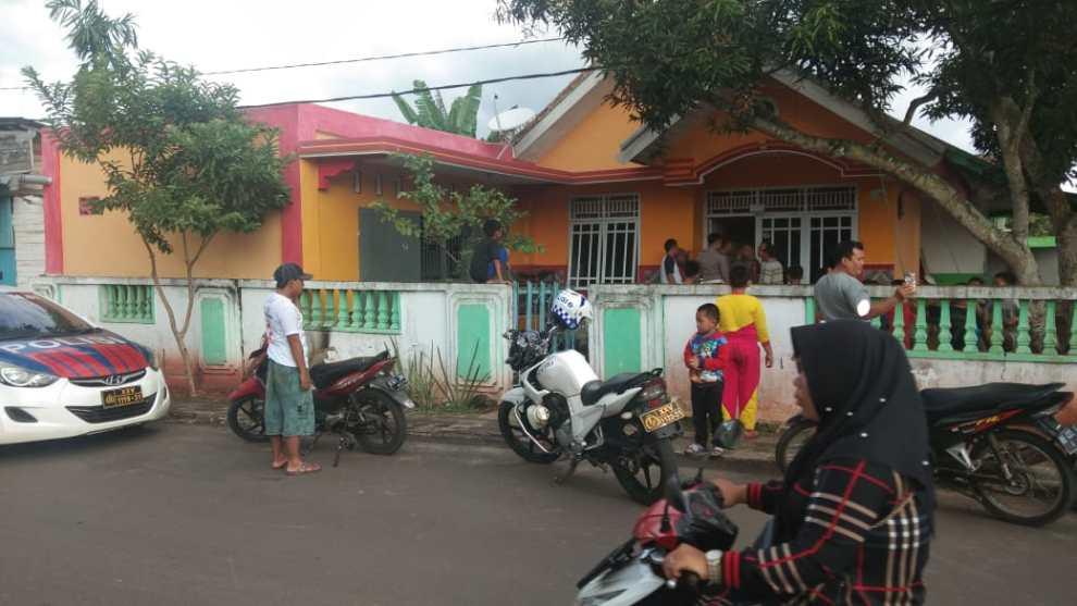 Jambret di Lampung Utara