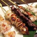 焼き鳥 和食 食事 お肉