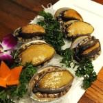 アワビ 海鮮 貝類 食事