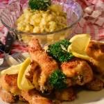 チキン お肉 揚げ物 食事