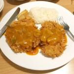 揚げ物 とんかつ コロッケ 洋食 食事