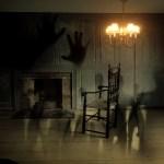 怖い 幽霊 アンティーク 風景 部屋
