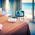 ホテル ビーチ ベッド