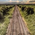 線路 風景