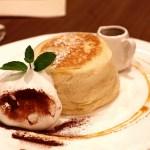パンケーキ 甘味 カフェ