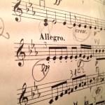 音楽 イメージ 楽譜