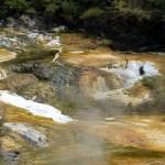 温泉 風景 自然 お風呂