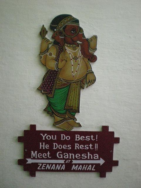 A Udaïpur.