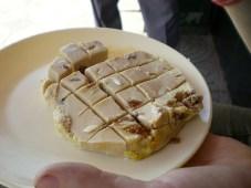 caju anjeer kulfi: glace artisanale aux dattes, amandes… (Bombay)