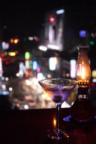 d'un bar de Séoul