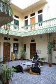Voilà comment peut être un guesthouse, à Udaipur.