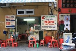 Un magasin à Hanoi