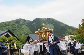 福井越前紙祭りFukui Echizen matsuri,