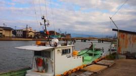 金沢港 port du Kanazawa