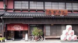 kanazawa, restaurant de sushi