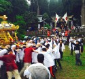 越前和紙祭り Echizen, et le festival de papier