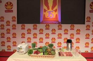 Japan Expo 2014 Nagatanien ©Antoine Muller - les ingrédients sot prêts