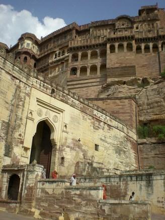 Jodhpur est aussi connu pour son Fort Merhengar, devenu un bon musée aujourd'hui.