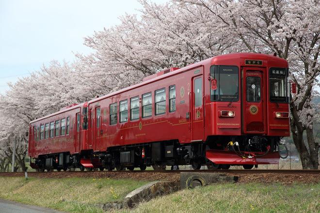 【たびNews】観光列車「ながら」4/27運行開始
