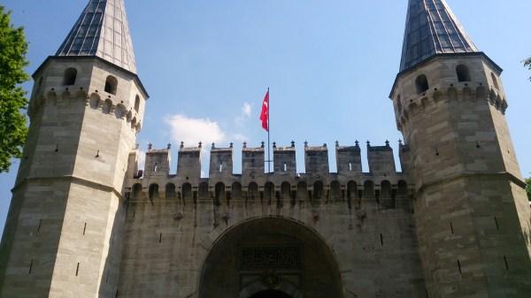 """トルコ イスタンブール 宮殿""""強大なる帝国の遺産"""""""