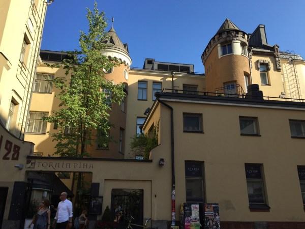 フィンランド ヘルシンキ Solo Sokos Hotel Torni