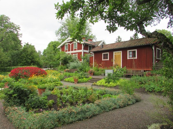 スウェーデン ストックホルム スカンセン野外博物館