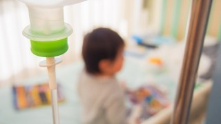2歳の子供の肺炎入院体験記。当時の症状と退院までの期間は?
