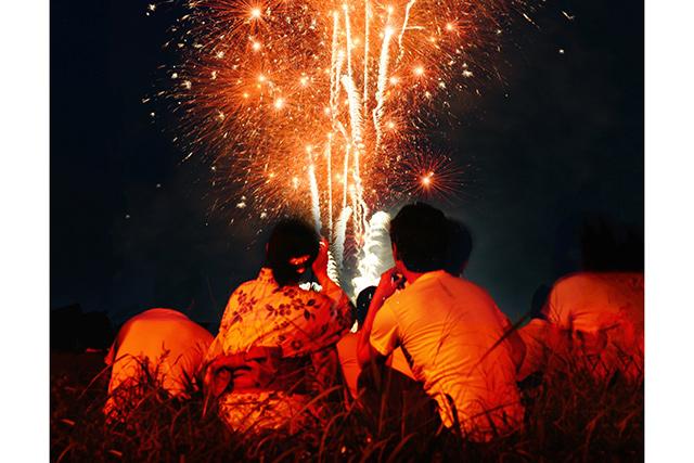 隅田川花火大会は大横川親水公園から本当に見える?AR写真で検証!