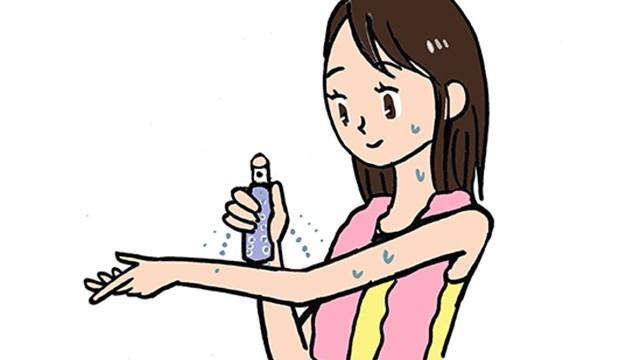去年の制汗剤って今年も使える?種類によって使用期限はあるの?