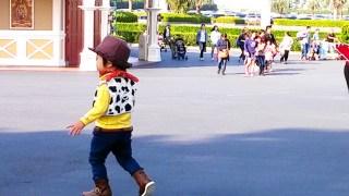 子供用 ウッディー本格派コスプレ衣装の手作り記録!